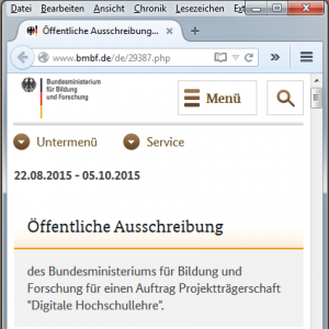 Screenshot_BMBF_Projekttraeger_Digitale_Lehre